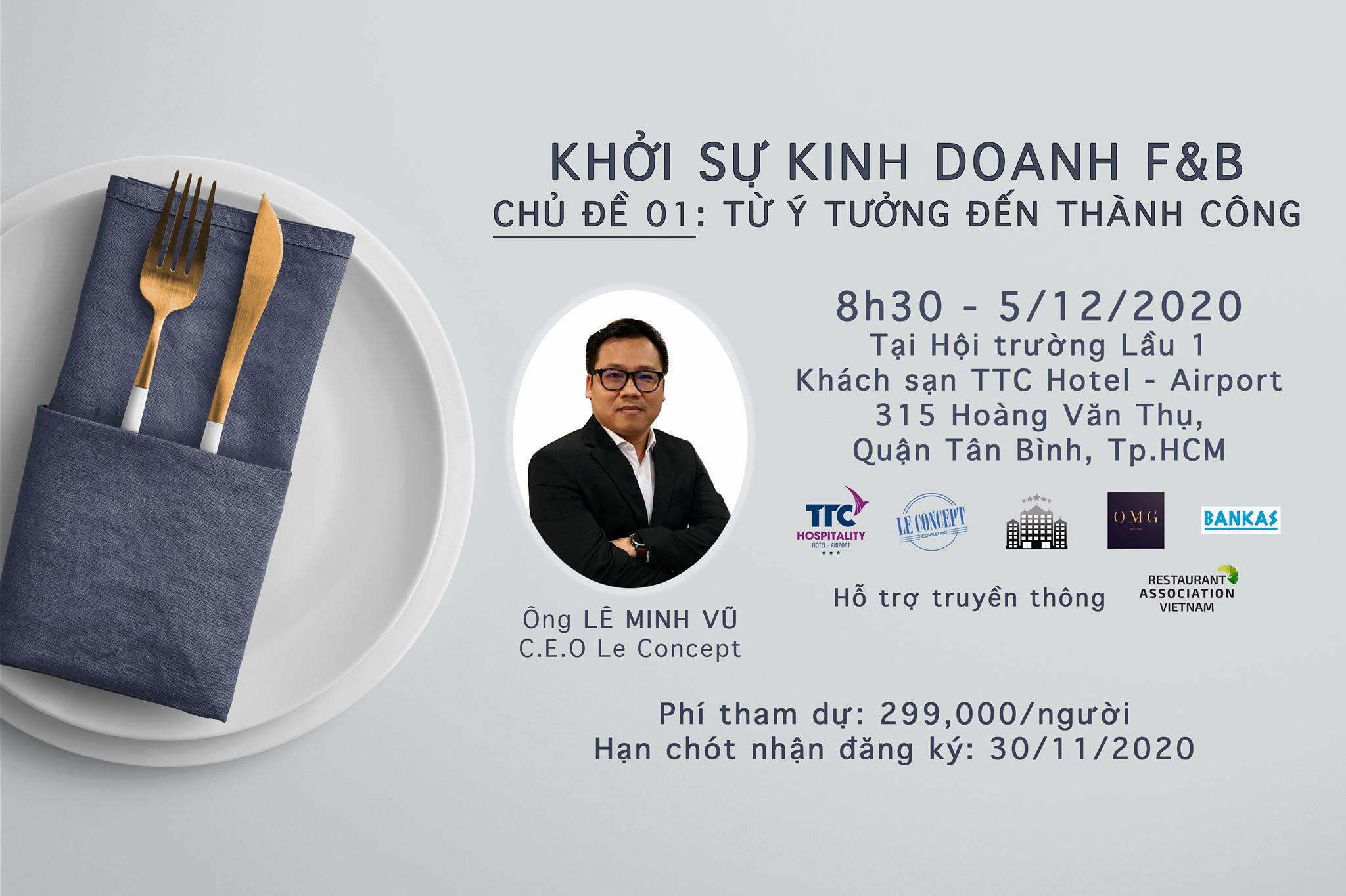 lak's coffee organic coffee cà phê sạch, cà phê nguyên chất WORKSHOP KHỞI SỰ KINH DOANH F&B   Chủ đề 01: Từ ý tưởng đến thành công