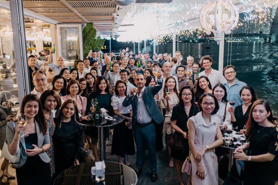 lak's coffee organic coffee cà phê sạch, cà phê nguyên chất HoSkar Night – Vietnam Hospitality Networking