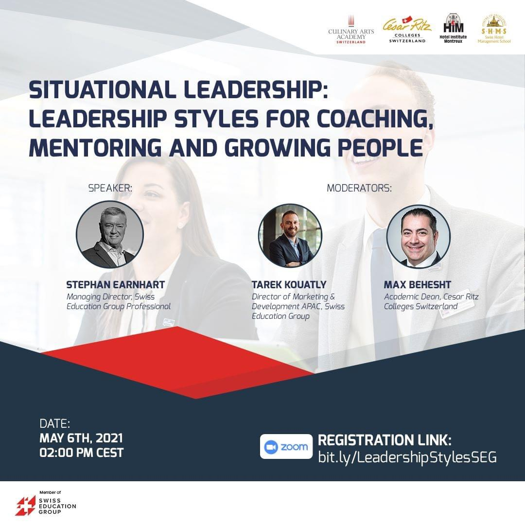 lak's coffee organic coffee cà phê sạch, cà phê nguyên chất MASTERCLASS: Situational Leadership – Leadership styles for coaching, mentoring and growing people
